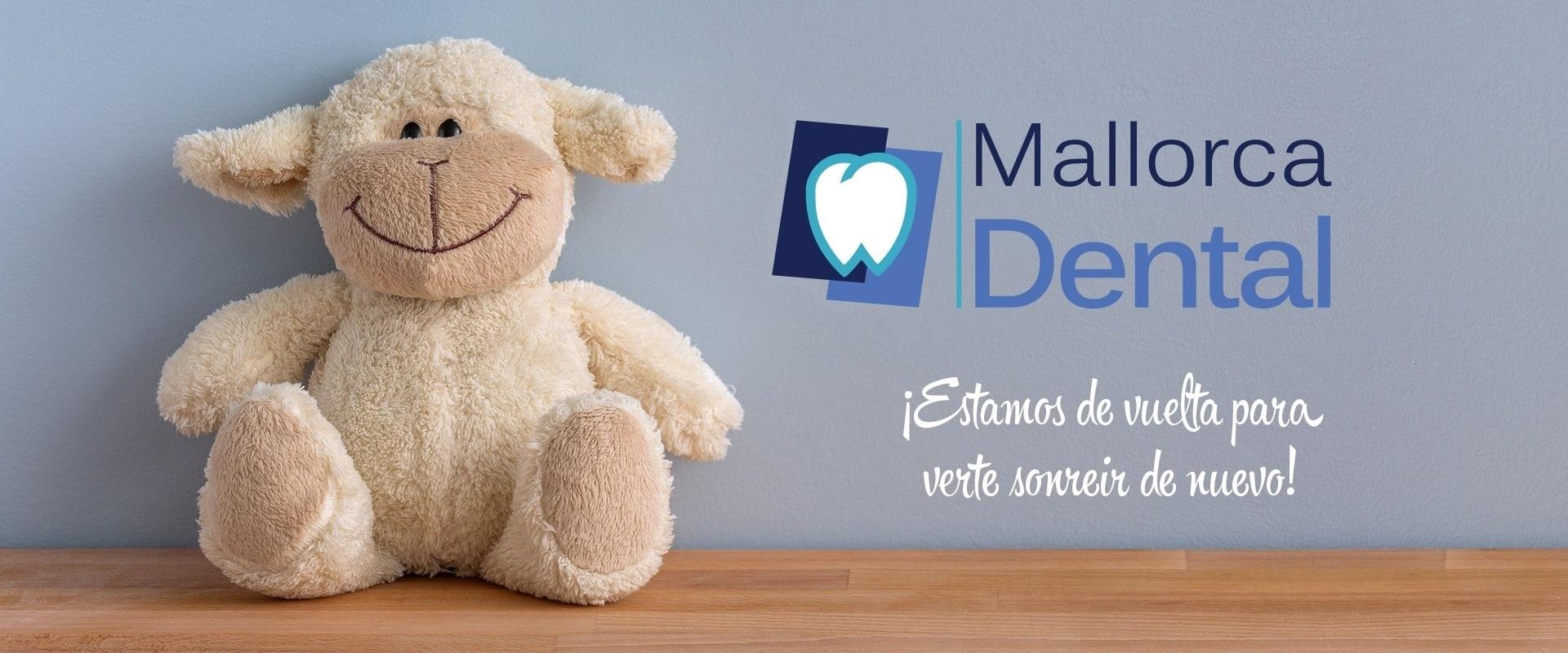 Dentistas en Palma de Mallorca - Mallorca Dental - Estamos de vuelta