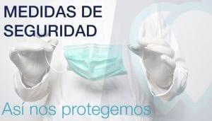 Medidas de seguridad para dentistas - Clínica Mallorca Dental