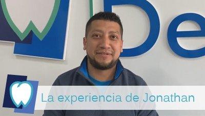 La experiencia en el dentista de Jonathan - Mallorca Dental