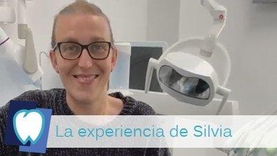 La experiencia en el dentista de Silvia - Mallorca Dental
