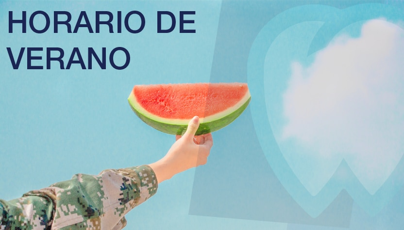 Horario de verano en Mallorca Dental – Agosto 2020