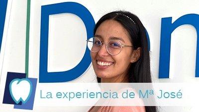 La experiencia en el dentista de María José - Mallorca Dental